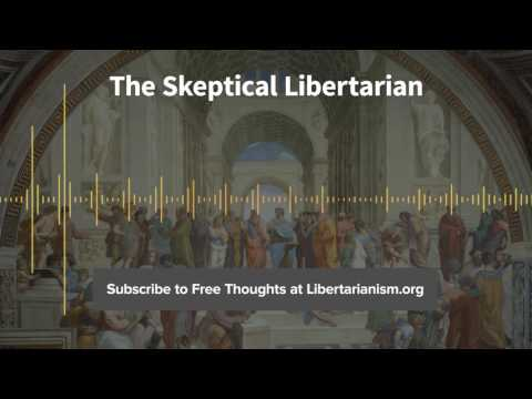 Episode 134: The Skeptical Libertarian (with Daniel Bier)