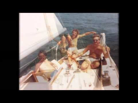 1978 Seafarer 26' Sloop. ( Ole Saltie )    A blessing and then later a tragedy,  mid 1980s