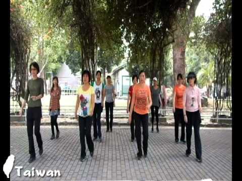 Dong Tian Li De Yi Ba Hao (冬天裡的一把火)- Line Dance (Little Sweetie(Malaysia), Jennifer Jou(Taiwan), )