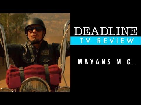 'Mayans M.C.'    JD Pardo, Edward James Olmos