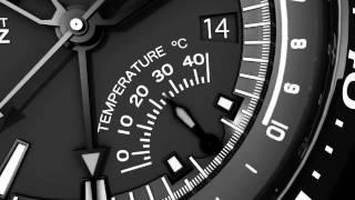 TIMEX IQ Depth Gauge I Anzeige der Temperatur