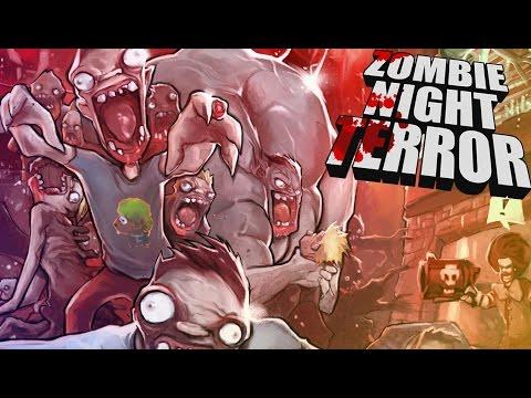 ZOMBIE NIGHT TERROR #1 - LOS ZOMBIES HAN DE GANAR!!! | Gameplay Español