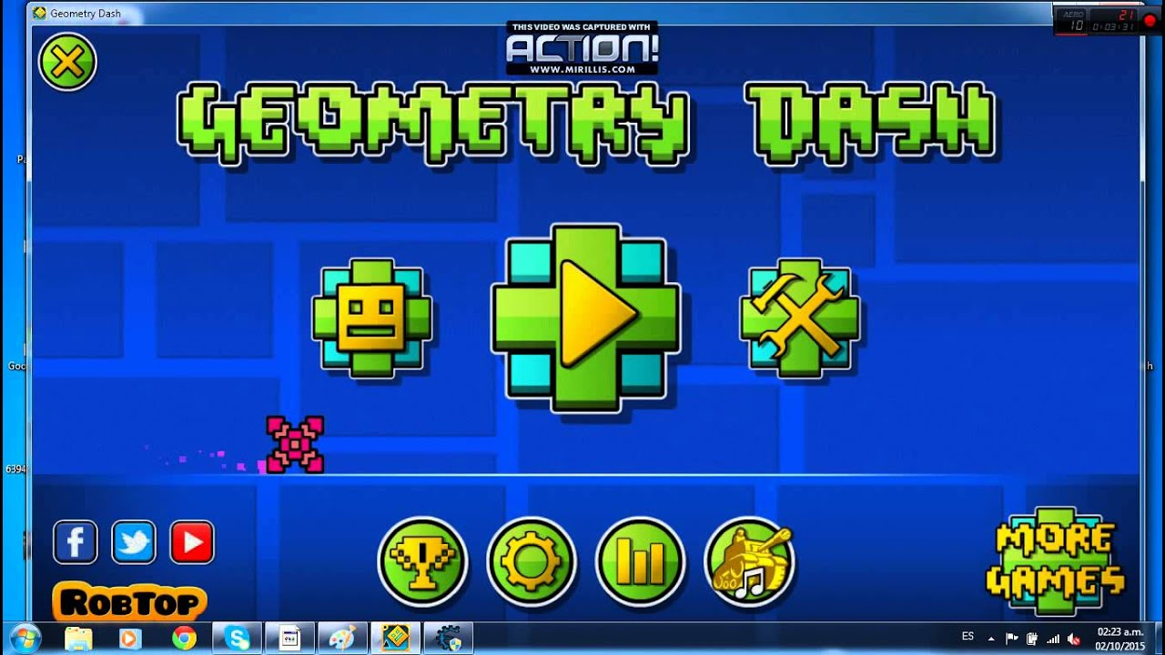 Hack para geometry dash cheat engine 6 4 funciona 2015 youtube