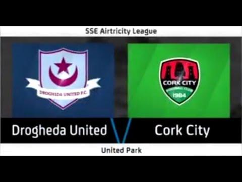 HIGHLIGHTS: Drogheda United 1-4 Cork City