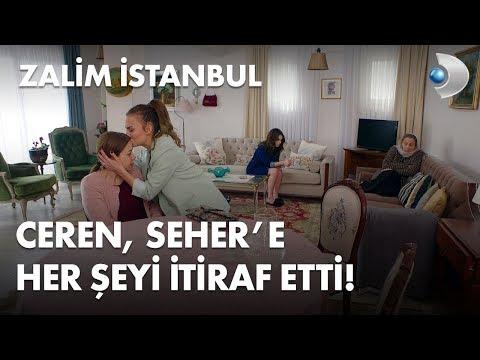 Ceren, Annesi Seher'e Her şeyi Itiraf Etti! - Zalim İstanbul 35. Bölüm