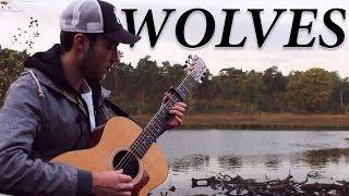 WOLVES - Selena Gomez, Marshmello (Fingerstyle Guitar Cover)