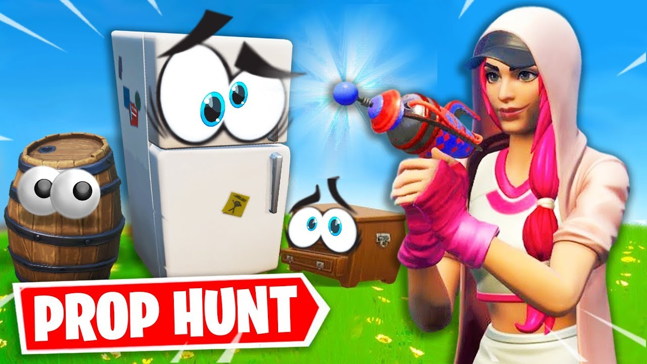 CE NOUVEAU MODE VA RELANCER FORTNITE ! (PROP HUNT GAMEPLAY ...