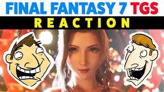 FF7 Remake TGS Trailer Reaction! - Hot Take