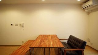 How To Make A Cool Dining Table And Bench - Diy Home Tutorial - Guidecentral
