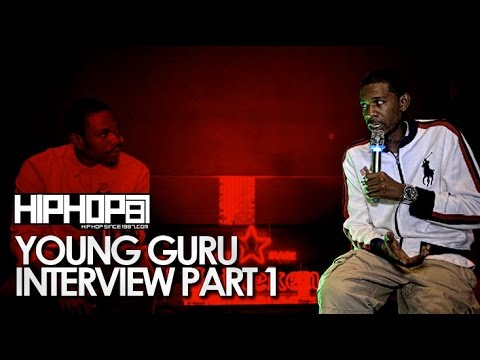 Young Guru Talks Rocafella Era, Engineering Process, Teaching Up & Comers & More With HHS1987