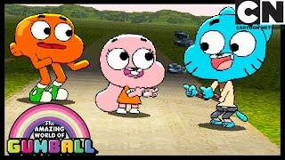 Konsol  Gumball Türkçe  Çizgi film  Cartoon Network Türkiye