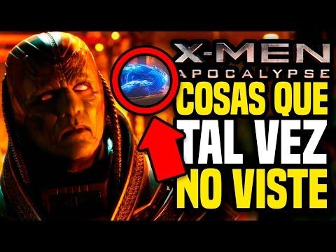 X-MEN: APOCALYPSE Trailer 2 - Cosas Que Tal Vez No Viste