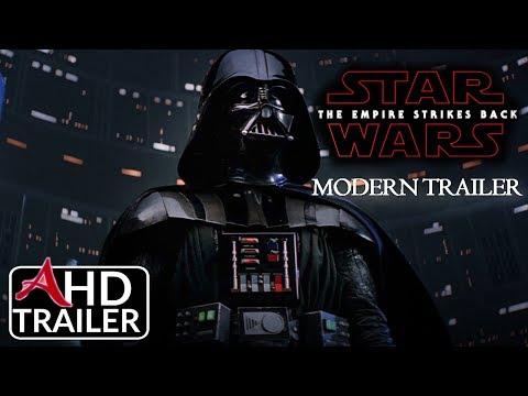 star-wars:-empire-strikes-back---modern-trailer-(2019)