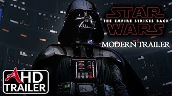 Star Wars: Empire Strikes Back - Modern Trailer (2019)
