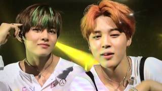 Video BTS (방탄소년단) - Jimin & V during Miss Right @ '2015 BTS Live 화양연화 On Stage' DVD preview download MP3, 3GP, MP4, WEBM, AVI, FLV Agustus 2018