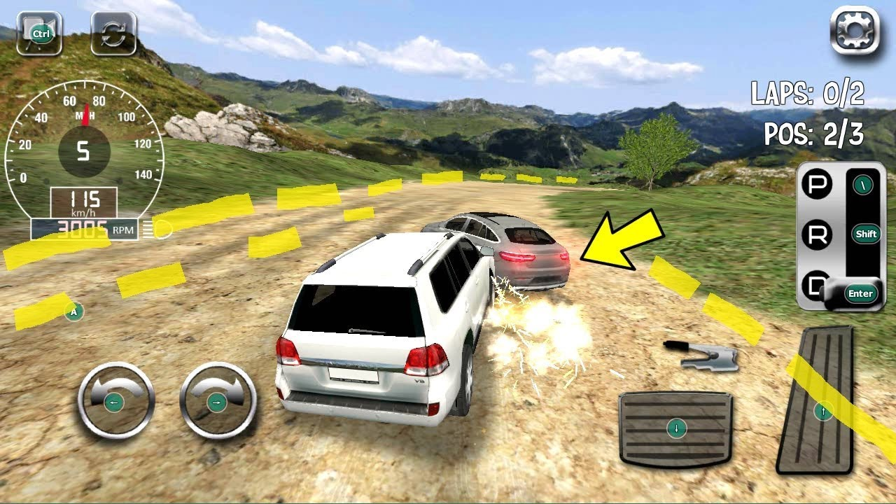 Off Road 4x4 Car Racing Game Youtube