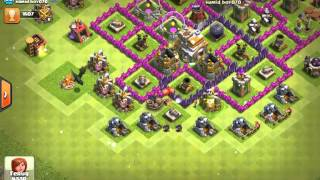 Clash of Clans #1 Een nieuw kanaal!! RDClashRB