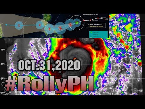 bagyong-#rollyph-latest-update-october-31,-2020-|#rollyph-headline-|-super-typhoon-approaching-luzon