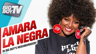 Amara La Negra on New Record Deal, Love & Hip Hop & Dealing w/ Hate