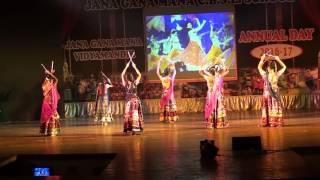 jgm school preranotsav 2016 17 5th to 9th sb dipika padukon