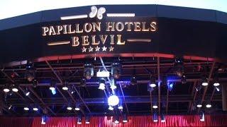 Papillon Belvil Hotel 5 * // Haben Sie eine große Show lieben? Willkommen! /Любите грандиозные шоу?