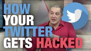 How Scammers Hack Into Your Twitter Account