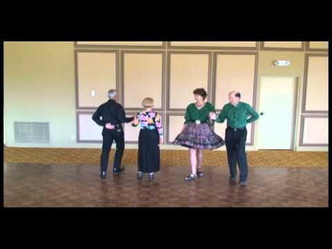 Video Square Dance Lessons - Mainstream Lesson #15
