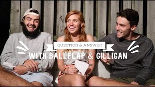 PCT 2017 - Q&A with Ballflap and Gilligan