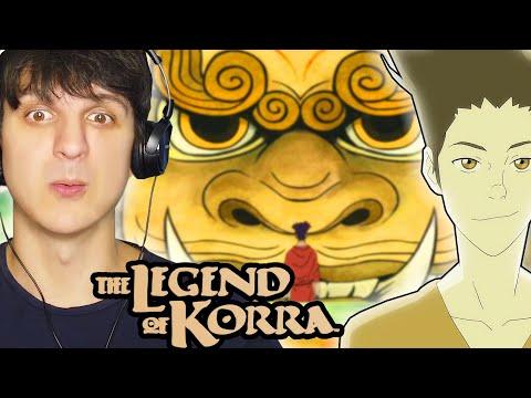 Avatar LEGEND OF KORRA reaction season 2 episode 7: Beginnings part 1 - Korra season 2 reaction