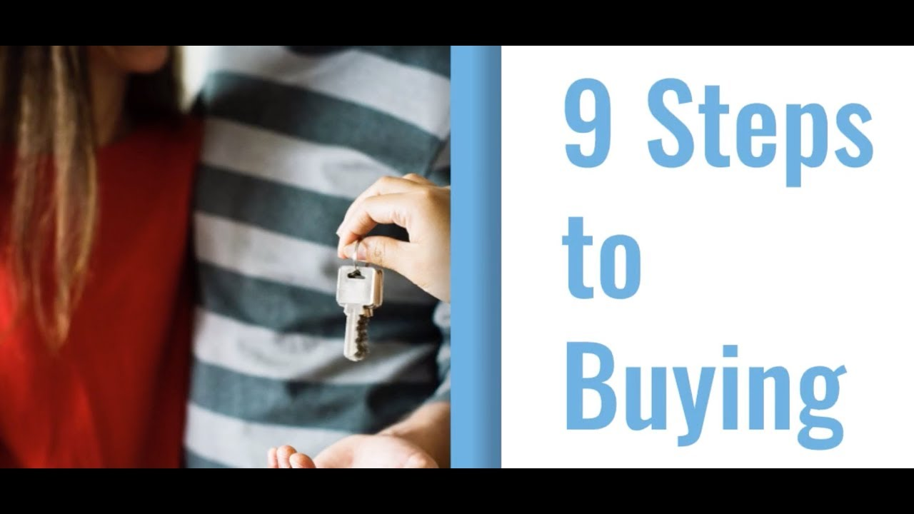 How to Buy a Home: The 9 Steps to Buying a Home