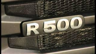 Scania V8 для компании Ятис