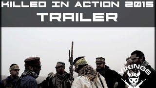 Trailer Milsim Killed in Action 2015