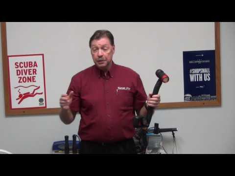 SeaLife Micro 2.0 Demonstration