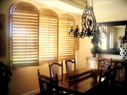 Window Shutters; Exterior Shutters in Pomona, Fontana, LaVerne and Upland