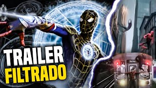 BOMBA: ¡Trailer FILTRADO de Spider-Man No Way Home con TOBEY y ANDREW! The Suicide Squad, X-Men,...