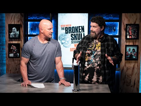 Mick Foley rates his most painful moments: Broken Skull Sessions extra