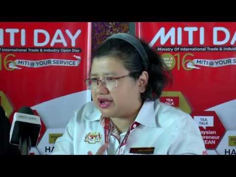 Pn. Wan Suraya Wan Mohd Radzi, TKSUS, MITI @ MITI DAY 2016