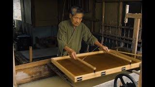 手技TEWAZA「美濃和紙」mino washi paper