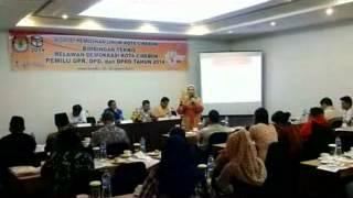 Bimbingan Teknisi Relawan Demokrasi 26/01/2014 (2)