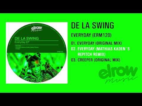 "DE LA SWING ""Everyday EP"""
