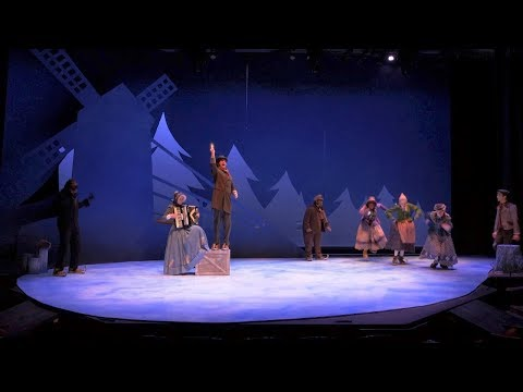 Hans Brinker and the Silver Skates @ Metro Theater Company