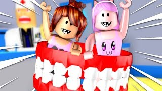 Roblox-ESCAPE do dentista MALUCO (Escape The Obby dentista)
