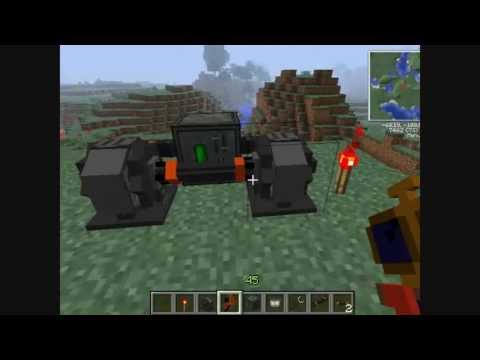 Minecraft: Voltz tutorial- Infinite Energy