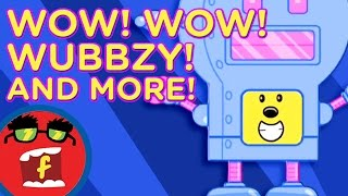 Robot Dance AND MORE Fredbot Children 39 s Cartoon Wow Wow Wubbzy