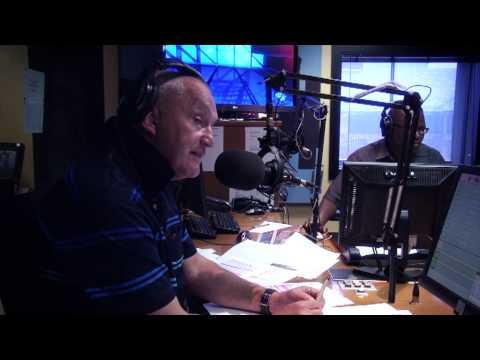 John Robbie on Talk Radio 702