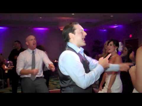 Martin/Finn Wedding Reception @ Taunton Holiday Inn