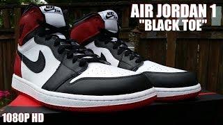 air jordan 1 black toe   outlet b grade   1080p hd