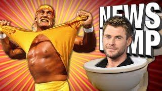 Chris Hemsworth is HULK HOGAN! - News Dump thumbnail