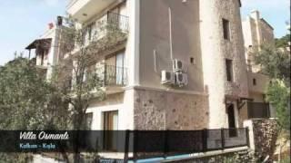 Villa Osmanlı - Kalkanda lüks villa - villasepeti.com