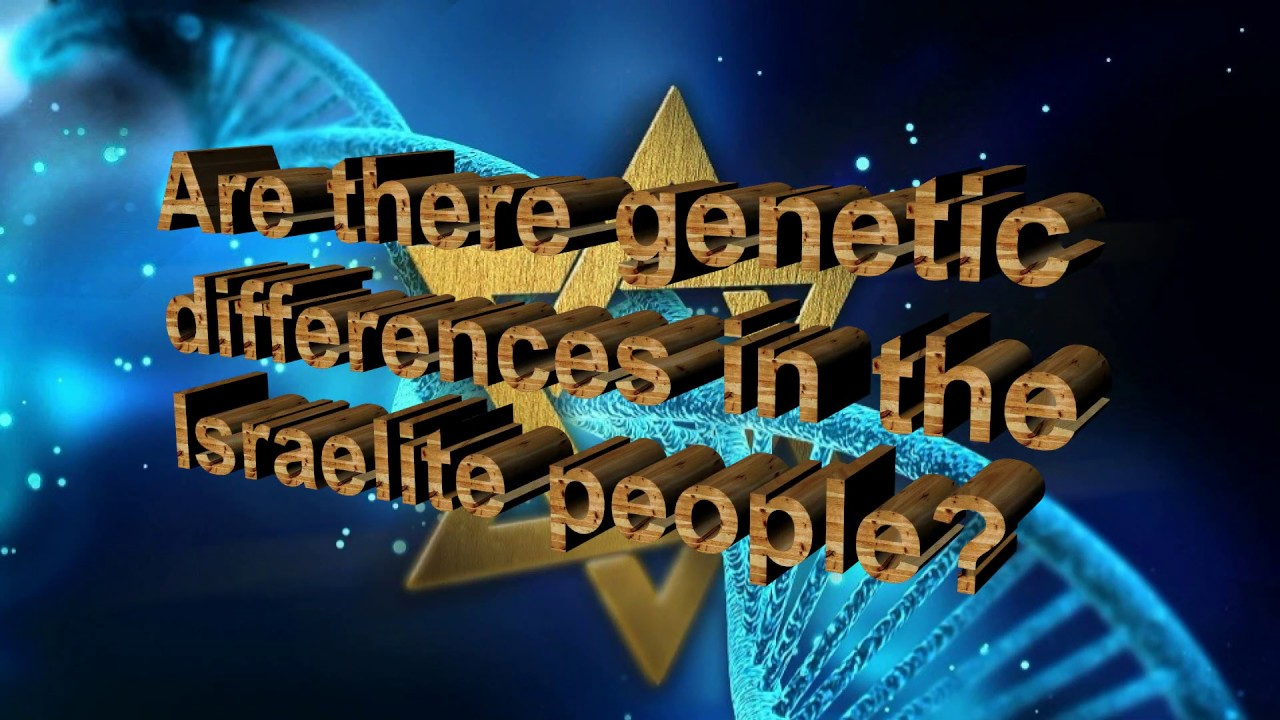 Genetic Differences of Israelites Encoded in the Book of Numbers
